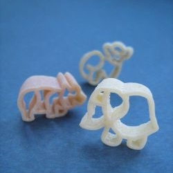 Animal Shaped Pasta