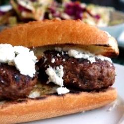 Chipotle Buffalo Burgers