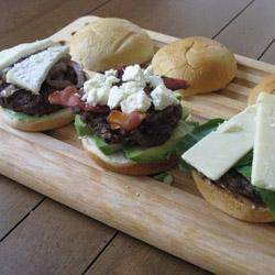 Mini Panini Sliders