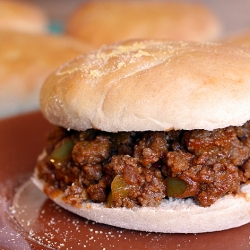 Hmemade Buns for Sloppy Joes